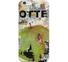 Rotten No# 6 iPhone Case/Skin