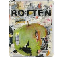 Rotten No# 6 iPad Case/Skin