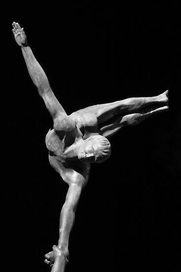 Acrobat by Graham Schofield