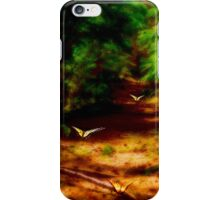 Into The Enchanted Forest! iPhone Case/Skin