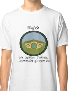 Bagend Bed and Breakfast Classic T-Shirt