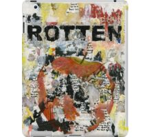 Rotten No# 9 iPad Case/Skin