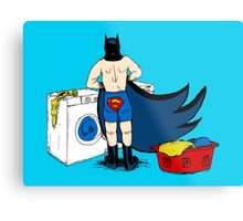 Holy Laundry Day! Metal Print