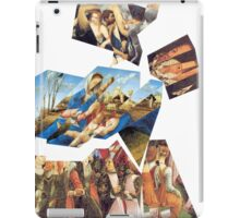 Four Pieces of the Puzzle. iPad Case/Skin