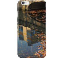 Autumn in Dusseldorf iPhone Case/Skin
