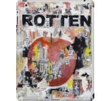 Rotten No# 10 iPad Case/Skin