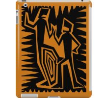 MAN TALK! iPad Case/Skin