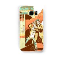 Breaking Bad to the Future Samsung Galaxy Case/Skin