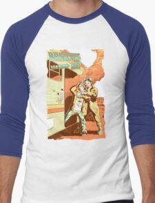 Breaking Bad to the Future Men's Baseball ¾ T-Shirt