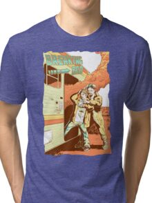 Breaking Bad to the Future Tri-blend T-Shirt