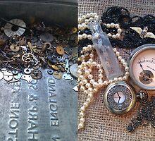 Static pearls by woodlandninja