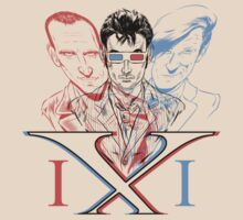 I X I by Michael Vincent Bramley