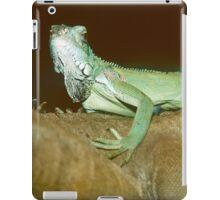 Sat on Godzilla iPad Case/Skin