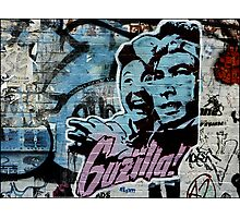 Graffiti 03 Photographic Print