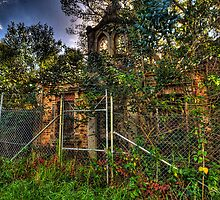 The Ruins #2 - Tarban Creek Lunatic Asylum - The HDR Experience by Philip Johnson