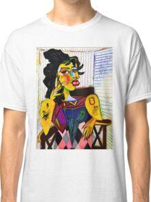Amy as Portrait of Dora Maar Classic T-Shirt