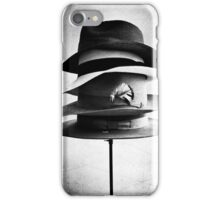 Fedora Collection iPhone Case/Skin
