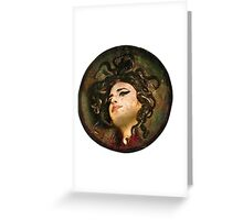 Amy Winehouse by Caravaggio Greeting Card