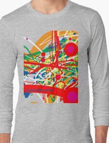 MAD TRAFFIC CLOWN Long Sleeve T-Shirt