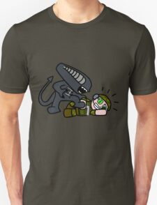 Alien vs. Marine 2 Unisex T-Shirt