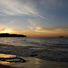 Phuket Sunset by nicholaspr