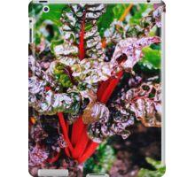 Rhubarb iPad Case/Skin