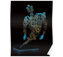 Tattoo Ghost's Ink Memories Poster