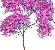 Tree Blossom 13 by VieiraGirl