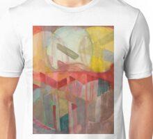 geo circle Unisex T-Shirt