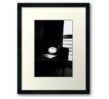 internet love  Framed Print