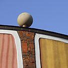 Architectural Detail, Bad Blumau Spa and Hotel by Hundertwasser, Austria  by Petr Svarc