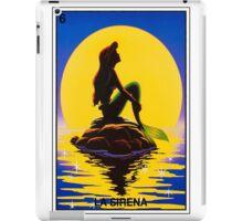La Sirena iPad Case/Skin