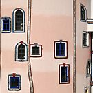 Colourful Facade, Bad Blumau Spa and Hotel by Hundertwasser, Austria  by Petr Svarc