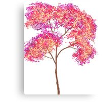 Tree Blossom 12 Canvas Print