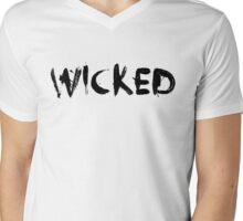 Wicked-WS Mens V-Neck T-Shirt
