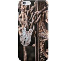 Keyless iPhone Case/Skin