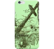 De Profundis #01 iPhone Case/Skin