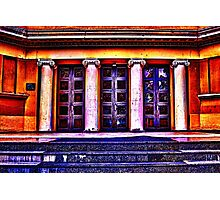 Old Museum Belgrade Fine Art Print Photographic Print