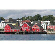 Lunenburg Nova Scotia Photographic Print
