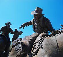 Pony Express by RichardGibb