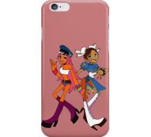 Euro Dance gurls iPhone Case/Skin