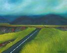 Road to Solitude by Elizabeth Bravo