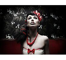 lilien.zart X Photographic Print