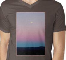 earth shadow Mens V-Neck T-Shirt