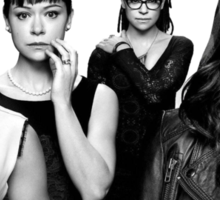 Orphan Black - Clones Sticker