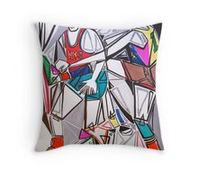 Most Valuable Player Throw Pillow
