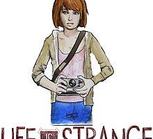 Life is Strange by aralenora