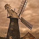 North Leverton Windmill - Lincolnshire by Jon Tait