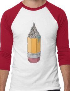 Creaticity Men's Baseball ¾ T-Shirt