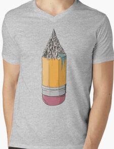 Creaticity Mens V-Neck T-Shirt
